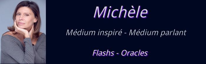 Michele médium