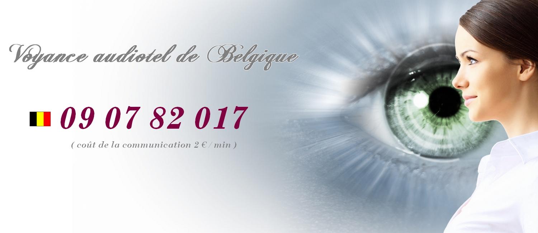 Votre voyance sans CB de Belgique au 09 07 82 017 (2€ / min )