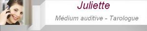 Voyante juliette medium auditif tarologue