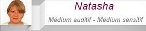 Voyante natasha medium auditif medium sensitif