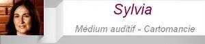 Voyante sylvia medium auditif cartomancie
